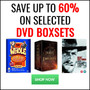 Save Up To 60% on Selected DVD Boxsets - Thumbnail