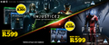 Prey (PS4/Xbox One) & Injustice 2 (PS4/Xbox One) Now only R599 until 3 September 2017 - Thumbnail