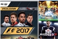 New Games: F1 2017 (PC/PS4/Xbox One), Madden NFL 18 (PS4/Xbox One), Naruto Shippuden: Ultimate Ninja Storm Legacy (PS4/Xbox One) - Thumbnail