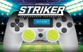 KontrolFreek Destiny 2: Ghost & Striker for Xbox One & PS4 Controllers - Thumbnail