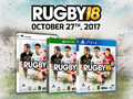 Rugby 18 (PC/PS4/Xbox One) + LIONS DLC + Bonus A FREE pair of DJ Fresh BUDDS - Wired in-ear monitors. Now Shipping. - Thumbnail