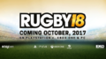 Pre-Order Rugby 18 (PC/PS4/Xbox One) + Bonus FREE pair of DJ Fresh BUDDS - Wired in-ear monitors. Due 20 October 2017. - Thumbnail