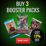 Buy 3 Booster Packs and Get 15% Off - Thumbnail