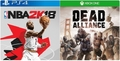 New Games: Dead Alliance, NHL 18 & NBA 2K18 Now Shipping - Thumbnail