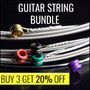 Guitar Strings Bundle - Buy 3 Sets and Get 20% Off - Thumbnail