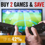Buy 2 Games & Save Up To 42% - Thumbnail