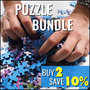 Puzzles Bundle! - Buy 2 Get 10% Off - Thumbnail