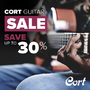 Cort Guitar Sale - Save Up To 30% - Thumbnail