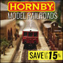 Hornby Model Railroads on Sale - Save Up To 15% - Thumbnail