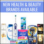 New Health & Beauty Brands Available - Gillette, Pantene and more - Thumbnail