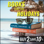 Books for the Holidays - Buy 2 Save 10% - 750+ Books to Choose From. - Thumbnail