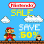 Nintendo Game and Accessory Sale - Up To 50% Off - Thumbnail