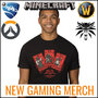 New Gaming Merch Added - Thumbnail