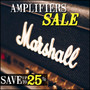 Musical Instruments Amplifier Sale - Save Up To 25% - Thumbnail