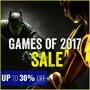Updated - Games Of 2017 Sale - Up To 30% Off - Thumbnail