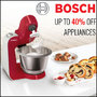BOSCH - Up To 40% Off On Appliances - Thumbnail