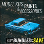 Model Kits, Paints & Accessories Bundles - Thumbnail