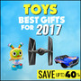 Toys - Best Gifts for 2017 - Thumbnail
