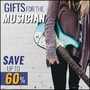 Gifts for the Musician - Save Up To 60% - Thumbnail