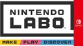 Nintendo Labo - Make, Play & Discover Out Now - Thumbnail