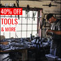Up To 40% Off On Tools, Outdoor & DIY - Thumbnail