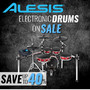 Alesis Electronic Drums on Sale - Save Up To 40% - Thumbnail