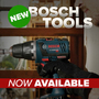 Bosch and Dremel Tools Now Available - Thumbnail