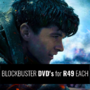 Blockbuster DVD's at R49 - Thumbnail