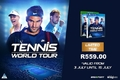 Tennis World Tour (PS4/Xbox One) On Promotion for R559.00 until 15 July 2018. - Thumbnail
