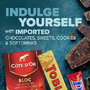 Indulge Yourself With Imported Chocolates, Sweets, Cookies & Softdrinks - Thumbnail