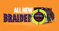 Ernie Ball Braided Instrument Cables Now Available - Thumbnail