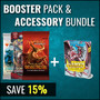 Buy 3 In Stock Trading Card Boosters & 1 Accessory Save 15% - Thumbnail