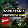 Sokhazania: The Soccer Board Game Now In Stock - R199 - Thumbnail