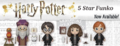 Funko 5 Star Harry Potter Figures Now Available! - Thumbnail