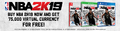 NBA 2K19 (PS4/Xbox One/Switch) Standard & 20th Anniversary Edition Out Now - Thumbnail