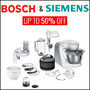 Bosch & Siemens Appliances - Up To 50% Off - Thumbnail
