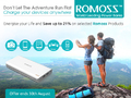 Romoss Power Banks on Sale - Save Up To 21% - Thumbnail