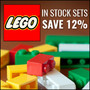 LEGO® Sale - Save 12% On Selected In Stock Sets - Thumbnail