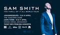 Sam Smith Live in South Africa in 2019 - Thumbnail