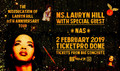 Lauryn Hill and Nas Live in South Africa in 2019 - Thumbnail
