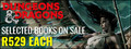 Selected Dungeons & Dragons RPG Books on Sale for R529 Each - Thumbnail