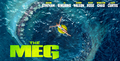 The Meg (DVD/Blu-ray/3D Blu-ray & 4K Ultra HD) Now In Stock & Shipping - Thumbnail