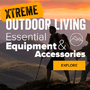 Outdoor Living - Essential Equipment & Accessories - Thumbnail