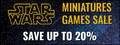 Star Wars Miniatures Games Sale - Save Up To 20% - Thumbnail
