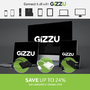 Save up to 24% on Gizzu Products - Valid until 31st October - Thumbnail
