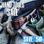 Up To 50% Off On Selected Hand Tools - Thumbnail