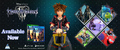 Kingdom Hearts III (PS4/Xbox One) on Pre-Order. Includes Bonus Heartless Puffy Keychain. Due 29 January 2019. - Thumbnail