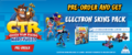 Crash Team Racing Nitro Fueled (PS4/Xbox One) Standard & Nitros Oxide Edition on Pre-Order + DLC Details. Due 21 June 2019. - Thumbnail