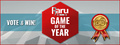 Vote for your Game of the Year 2018 - EPIC GAMING BUNDLES Up for Grabs. Ends 20th Dec. 2018 - Thumbnail