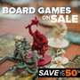 Massive Board Game Sale! Save Up To 50% - Thumbnail